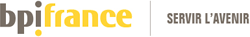 logo bpi servir l'avenir usine et industrie du futur